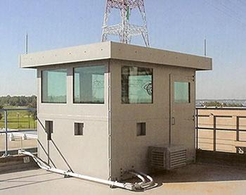 Ballistic Resistant Enclosures, Guard Booths, Guard Shacks