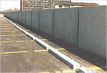 Concrete Parking Bumpers Drain Parking Bumpers Parking