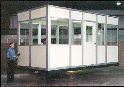 Pre Assembled Buildings In Plant Office In Plant Offices