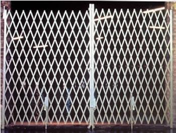 Heavy Duty Steel Folding Gates