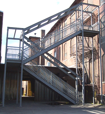 Exceptionnel Ibc Stair Tower