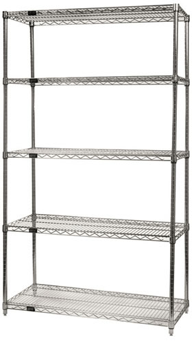 Proform Wire Shelving System, Proform Wire Shelving Units, Metal ...