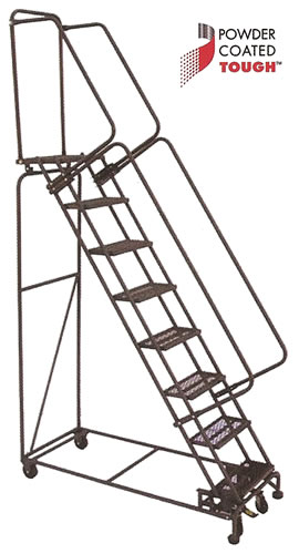 Bon Position. Weight Acuated Lockstep Ladders